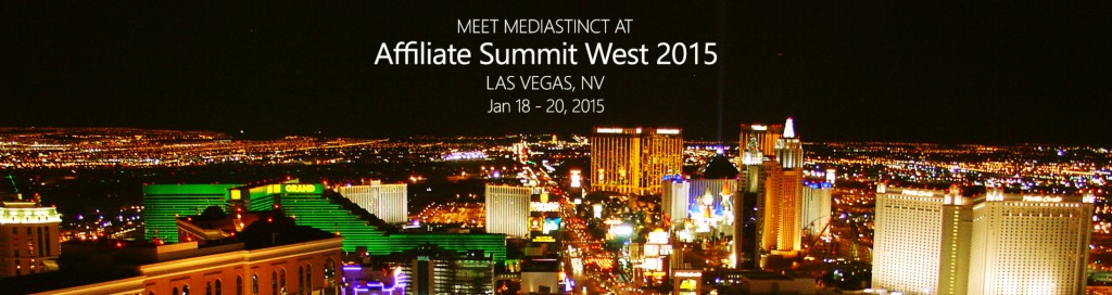 Mediastinct™ at Affiliate Sumit West 2015