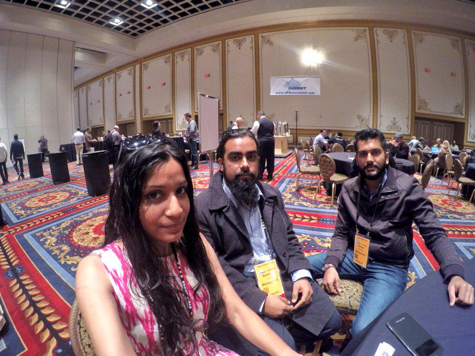 Team Mediastinct™ at ASW 2015 in Las Vegas